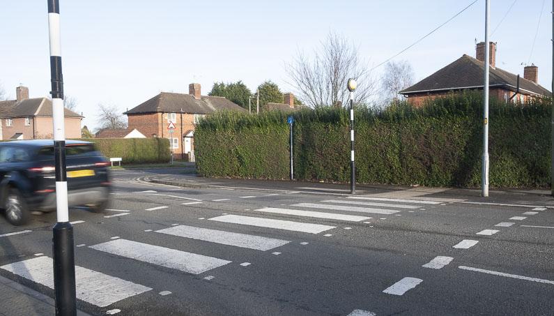Parallel crossing